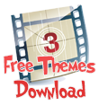 Free Themes for Youtube Gallery