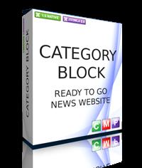 Category Block for Joomla!