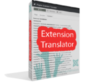 Extension Translator for Joomla!